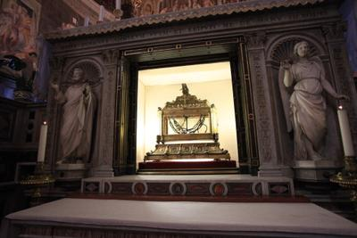 Цепи Св. Петра, Рим. Церковные святыни Рим