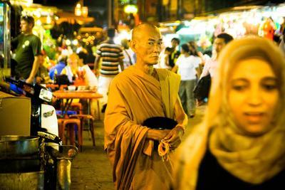 Взгляд монаха взгляд монаха