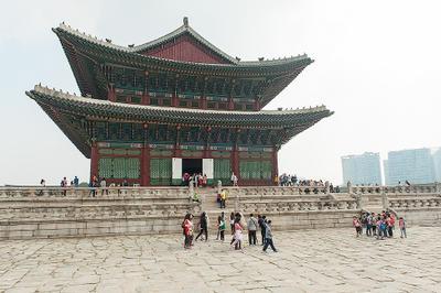 Дворец корейских императоров