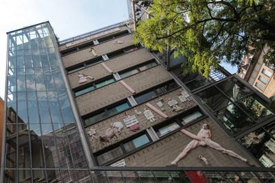 На 6-й этаж, пожалуйста! хер здание грехи берлин германия