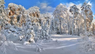 *** Южный Урал декабрь