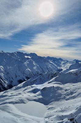 """""""... Я сердце оставил в синих горах..."""" Тироль Австрия Gaislachkogl Alps Austria"""
