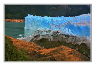 Перито Морено. Аргентина Ледники Аргентины