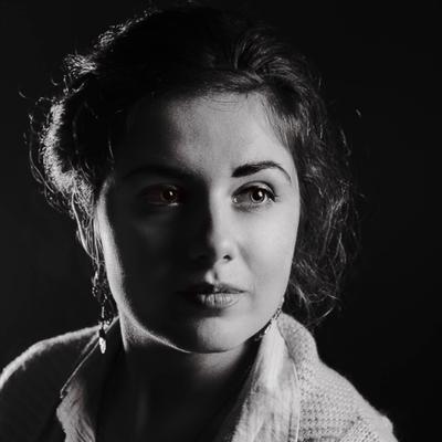 Маша Портрет девушка Маша