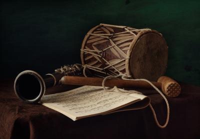 Неоконченная пьеса для барабана