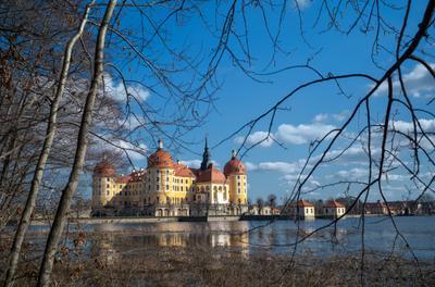 Moritzburg II - 04.04.2021 - Ostersonntag disfoto ostern leica summilux natur moritzburg deutschland sonne himmel sky spring frühling