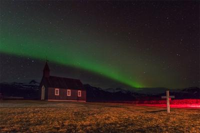 #242 Iceland, Budir church 15/02/17