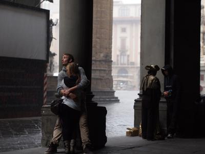 Дождь во Флоренции дождь