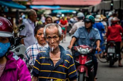*** hoian vietnam street