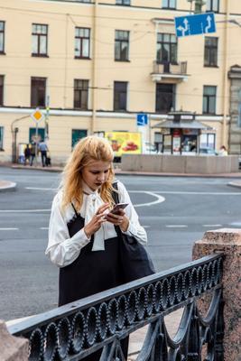 В мобилных картах СПб
