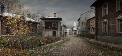провинция губернский город N тот же и другой 3 кадра