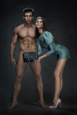 Мужчина и Женщина (СУМОЧКА, позишн намбэр фри)