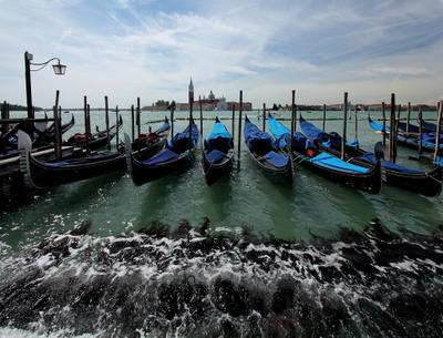 Пена времен Венеция