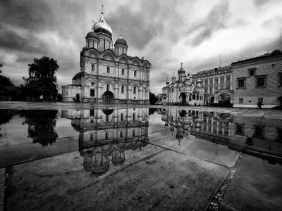 Соборная площадь Кремля - 1