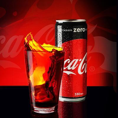 Zero2 coca cola zero