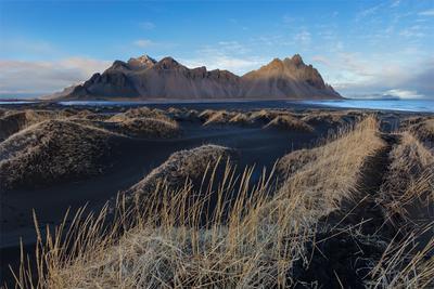 #244 Iceland, Vestrahorn and Stoskknes Iceland Vestrahorn