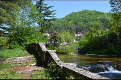 ***Сочи, Старая Мацеста, ручей Сен-Симона