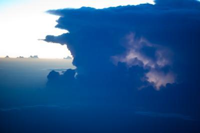 Стихия Воздуха небо облака маршрут шторм гроза