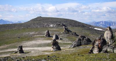 Шахматы горы Алтай природа