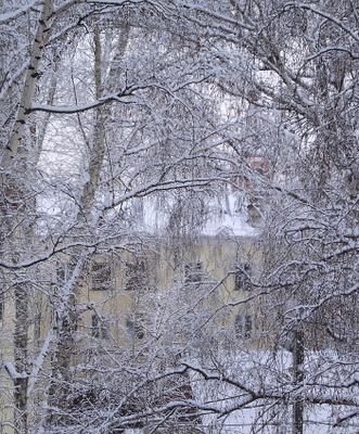 ***Зима