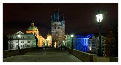 Ага, Прага
