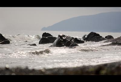 *** Крым, черное море