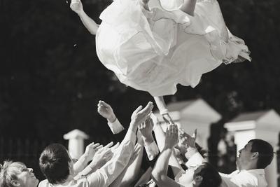 .flying bride свадьба невеста