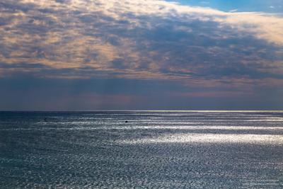 Небо, море, облака. Сочи небо море облака васильев_андрей