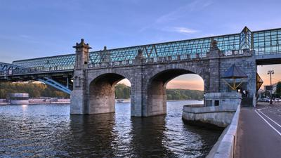 Москва, Андреевский мост