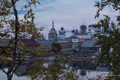 ***Соловки, Кремль белое море соловки кремль
