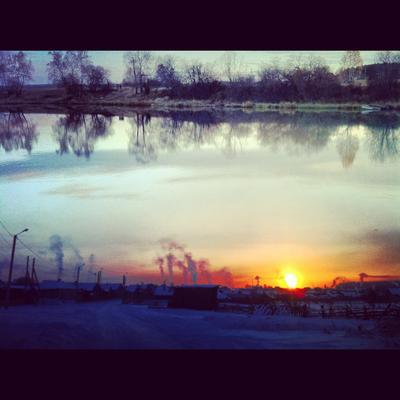 без названия река вода солнце