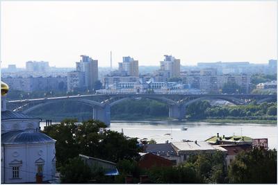 *** мост Нижний Новгород