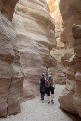 Красный каньон. Эйлатские горы.