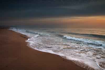 Перед восходом солнца...