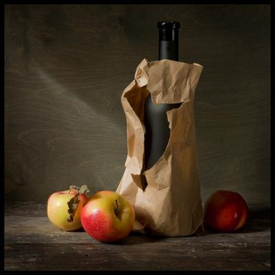 Про три яблока