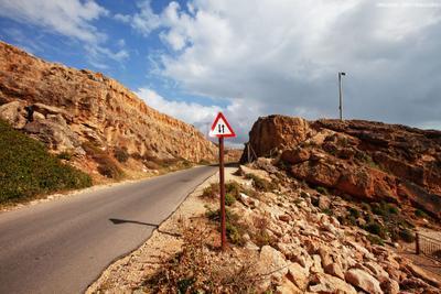 *** мыс, Рош-ха-никра, Израиль, знак, скалы, Ливия