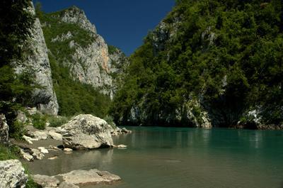 Река Тара черногория река тара каньон
