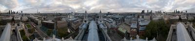 ВЕСЬ ЛОНДОН 2012 Лондон панорама