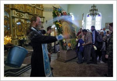 """из серии"""" Крестный ход"""" крест,икона, православие,храм"""