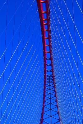 небесный мост мост небо город здание архитектура красота фото