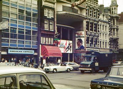 Ретро. Амстердамские фотозарисовки, 1969 (5) Амстердам Amsterdam Нидерланды Netherlands Nederland 1969