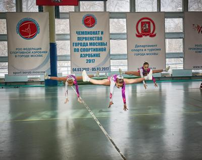 Спортивная аэробика_2