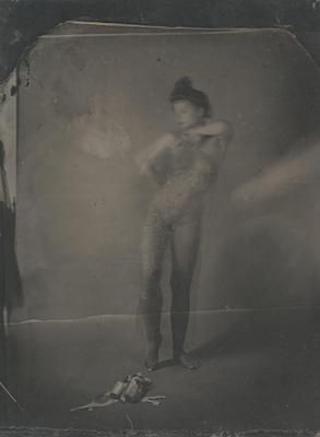Амбротип. Танец
