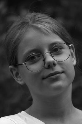 25.07.21. Портрет.2 юность девушка фотография портрет чёрно белая