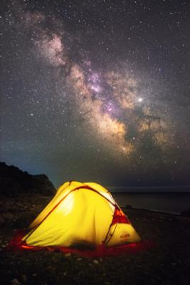Перед лицом Вечности ночь звезды астро млечныйпуть milkyway крым юбк черноеморе балаклава весна