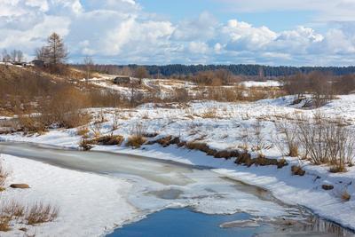 Весна весна тарнога река
