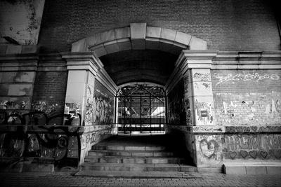 Новоандреевский ход новоандреевский мост пушкинская набережная москва река бункер архитектура
