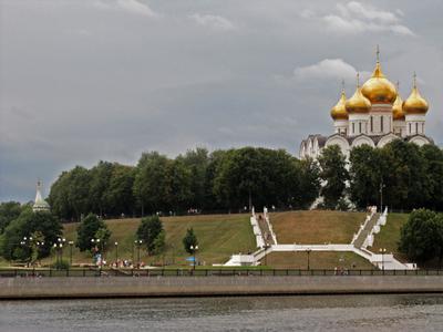 Ярославль Волга Ярославль