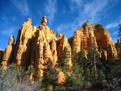 Яркие скалы Америки. Америка озеро природа скалы