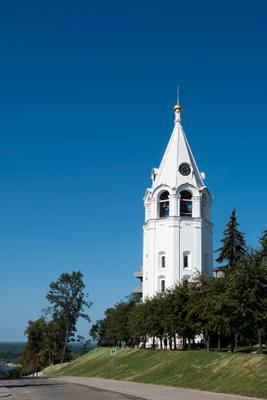 Колокольня в Нижегородском Кремле